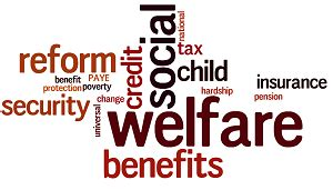 bureau change comment talking about 39 welfare 39 and 39 social security