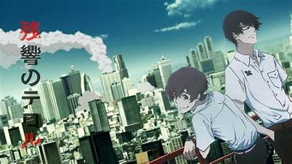 Terror Zankyou Resonance Anime Wallpapers Pc Tokyo