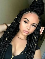 Black Girl Box Braids Hairstyles