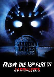 Jason Lives: Friday the 13th Part VI | Movie fanart ...