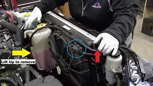 Jeep Wrangler Jk 2007 To 2016 How To Replace Radiator