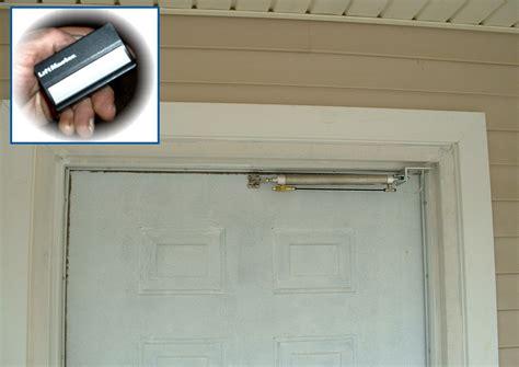 electric door opener residential automatic door opener