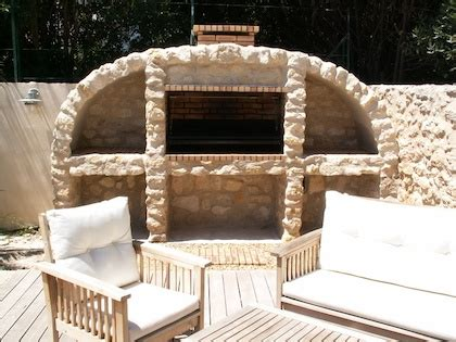 construire  barbecue en pierre barbecues argentins