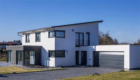 Kostenvoranschlag Garage by Individuelles Holzfertighaus Architektenhaus Mit Pultdach