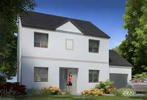 plan maison individuelle 5 chambres 100 habitat concept