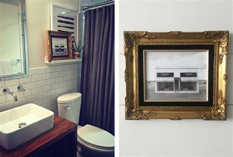 20+ Simple Bathroom Wall Decor Ideas
