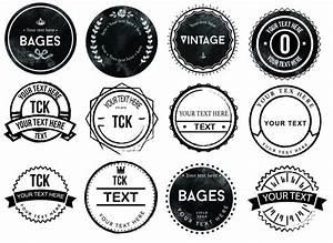 Free 20 Vector Badge / Logo Icons - TitanUI