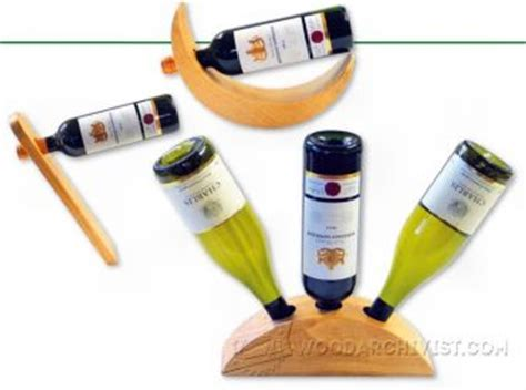 wine glass holder plans woodarchivist