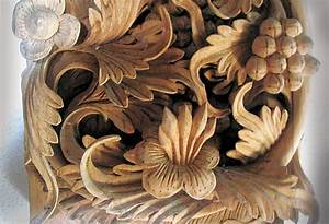 Thai Wood Carving Lanna Relief Woodworking Blog