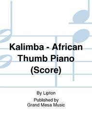 Share, download and print free sheet music for piano, guitar, flute and more with the world's largest community of sheet music creators, composers, performers, music teachers, students, beginners, artists and other musicians with over 1,000,000 sheet digital music to play, practice, learn and enjoy. Kalimba - African Thumb Piano (Score) By Lipton - Score Sheet Music For String Orchestra - Buy ...