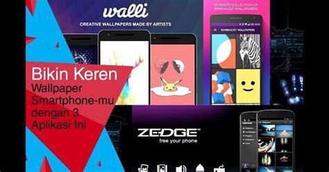 terkeren  wallpaper android keren zedge start