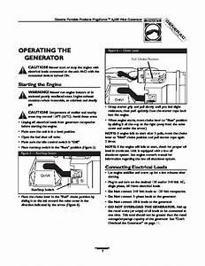 Generac Megeforce 6500 Generator Owners Manual