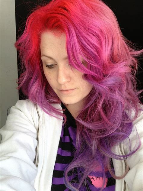 Hair Color Hairstyles by 20 Pink Hairstyle Pics Hair Color Inspiration Strayhair