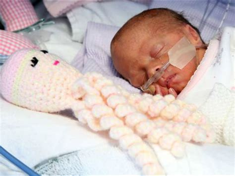 The Reason This Hospital Is Giving Preemies Stuffed