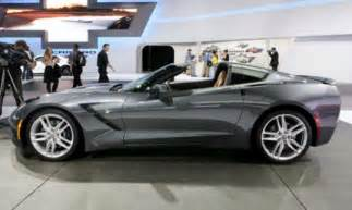 2017 Corvette Stingray Convertible
