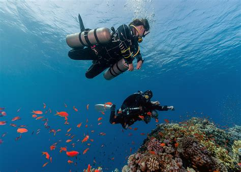 Technical Diving Scuba Seekers Dahab