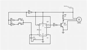 servo motor controller circuit diagram impremedianet With servo motor circuit