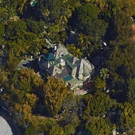 johnny depps house  los angeles ca google maps