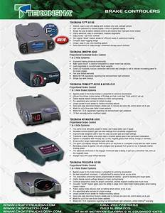 Tekonsha Primus 90155 Manual