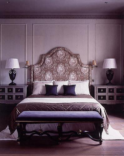 Luxurious Purple Bedrooms Homedesignboard