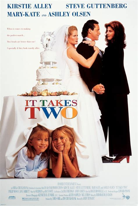 it takes two cover it takes two 1995 moviemeter nl