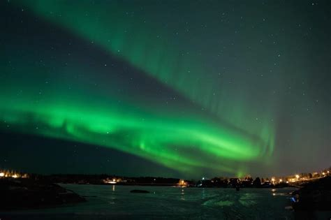 Amazing Northern Lights Photos From the Northwest