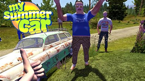 My Summer New Rally Mob! 2018 New Year Update!  My Summer Car Gameplay Highlights Ep 95 Youtube