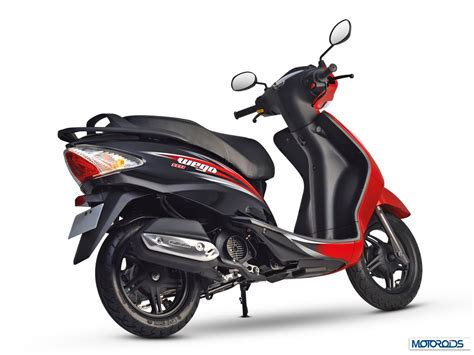 New 2014 Price by Tvs Launches New 2014 Wego Scooter Price Inr 46 410 Ex