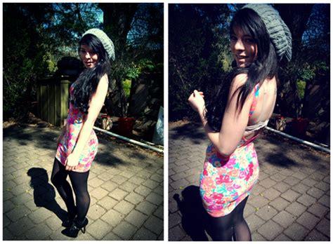 stella knigge valley girl beanie supre dress zu shoes