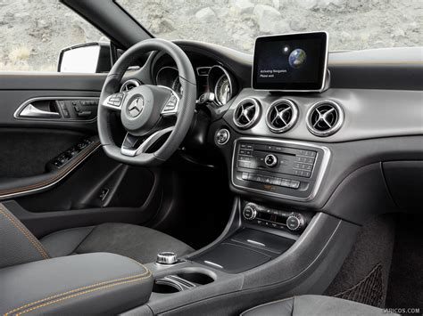 Here's why the 2020 mercedes benz cla 250 4matic is the best affordable entry level mercedes. 2015 Mercedes-Benz CLA-Class CLA 250 4MATIC Shooting Brake OrangeArt - Interior | Wallpaper #4 ...