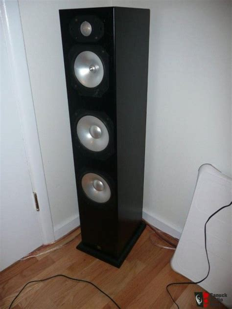 monitor audio silver  tower speakers audiophile sound