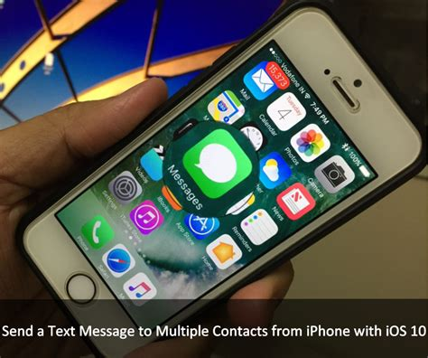 how to send from iphone to iphone how to send a text message to contacts on iphone