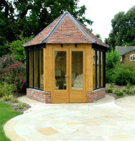 bespoke timber summer house garden room