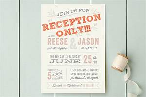 reception card wording for hors d39oeuvre reception With wedding invitation wording hors d oeuvre reception