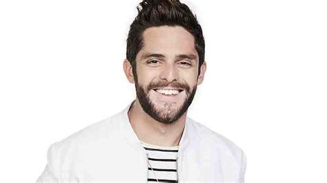 Thomas Rhett Shares First Photo Of Adopted Daughter
