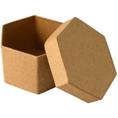 meilleur marque de cuisine boîte en hexagonale 8 cm boite en à