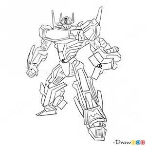 draw shockwave transformers
