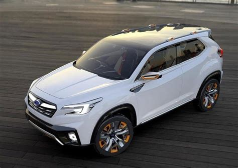 2020 Subaru Forester Turbo by 2020 Subaru Forester Redesign Hybrid Turbo Price New