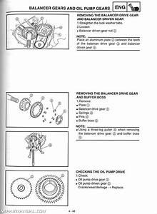 Yfm660fa Grizzly 660 Yamaha Atv Service Manual 2003