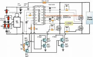 Designing A Solar Inverter Circuit - Tutorial