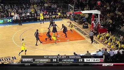 Panthers Pitt Wolverines Michigan Basketball Wallpapers