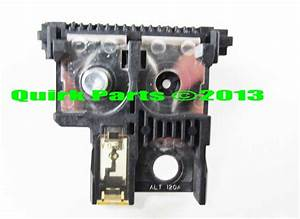 Nissan Altima Murano Maxima Positive Charge Battery Fuse