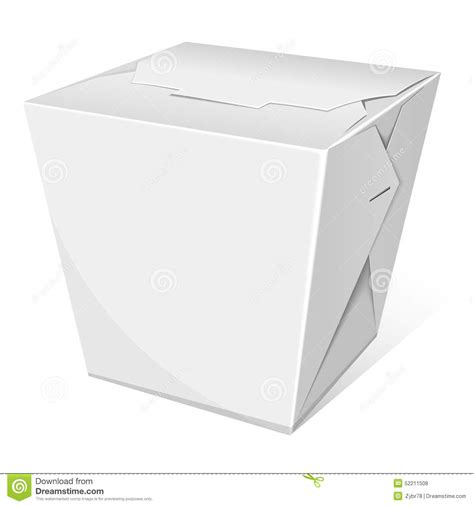 container cuisine noodle box stock photo image 52211508