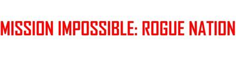 fond bureau mission impossible rogue nation font fonts