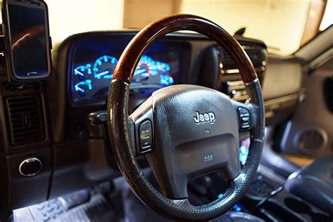 jeep xj steering wheel grand cherokee steering wheel swap jeep cherokee forum