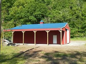 30x50x14 post frame building wwwnationalbarncom barns With 30x50x14 pole barn