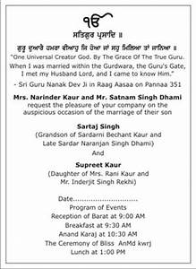 online invitation designer free sikh wedding invitation wordings sikh wedding wordings
