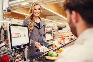 An Der Kasse : mit dem service online shoppen im rewe markt bezahlen ~ Orissabook.com Haus und Dekorationen