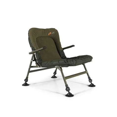 chaise de peche cyprinus memory foam low chair lightweight carp coarse
