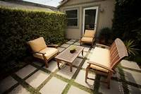 interesting small patio design ideas pictures Concrete Patio - Design Ideas, and Cost - Landscaping Network